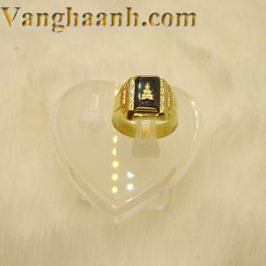 Nhẫn nam vàng tây 10k