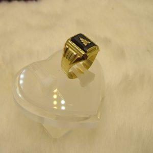 Nhẫn nam vàng tây 10k 1