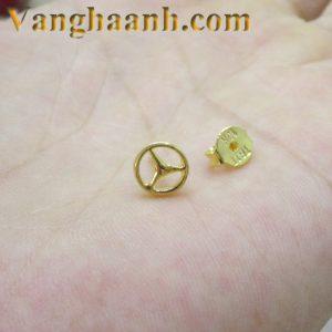 Khuyên tai vàng tây nam mercedes-2